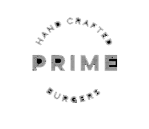 Hand crafted prime burgers